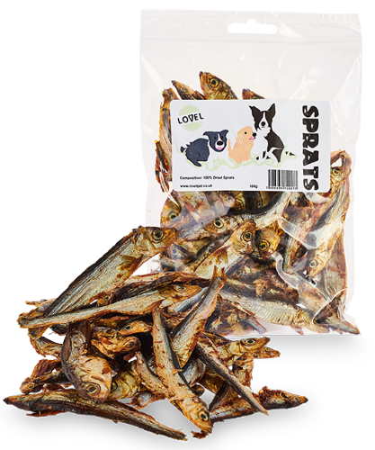 Lovel Dried Sprats 100g
